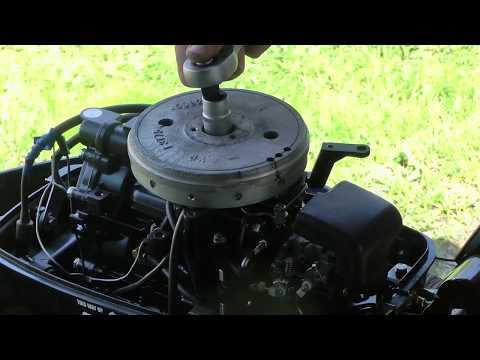 как установить тахометр на лодочный мотор тохатсу