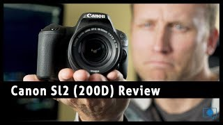 Canon SL2 Review vs Sony a6000 Series Cameras