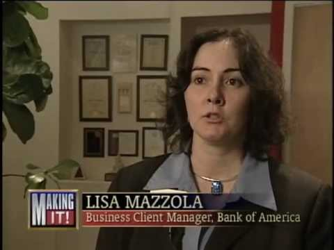 Building And Banking (Bank of America Dedicated) - THE MAKING IT! TV SHOW