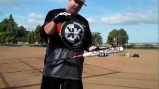 Miken Ultra II Senior 2-Piece Maxload - 23 Home Runs - Adam Peterson