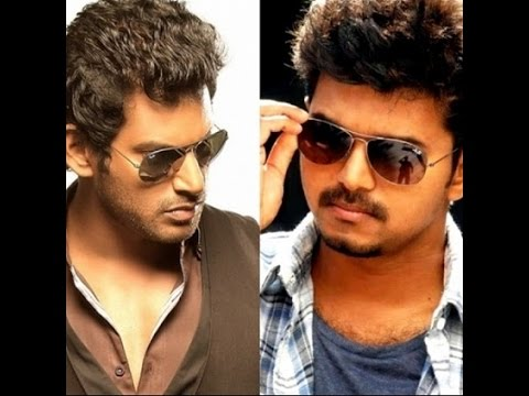Vishal's Paayum Puli beat Vijay's Puli? | Hot Cinema Tamil News