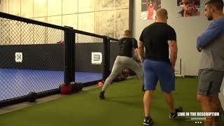 MMA Strength Endurance Workout with Dustin Poirier