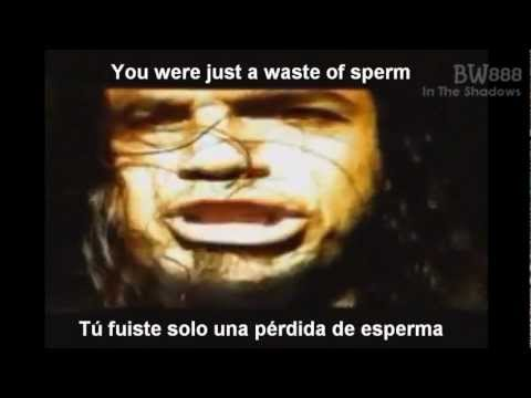 Slayer-I Hate you (Subtitulado Español & Lyrics)