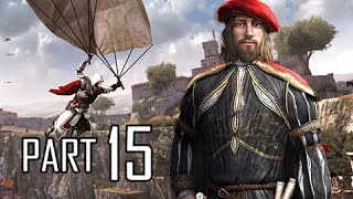 Assassin's Creed Brotherhood Walkthrough Part 15 - The Plan (ACB Let's Play Commentary)