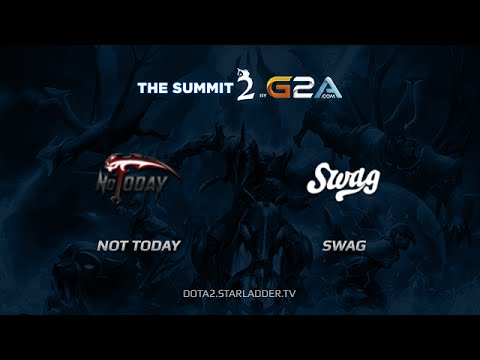 Not Today vs Swag, The Summit 2 America, Day 12, Game 4