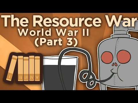 WW2: The Resource War - III: The Engines of War - Extra History