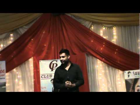 Ghar Se Nikalte Hi, Live On Stage, Zeeshan (udit Narayan Of Canada) video