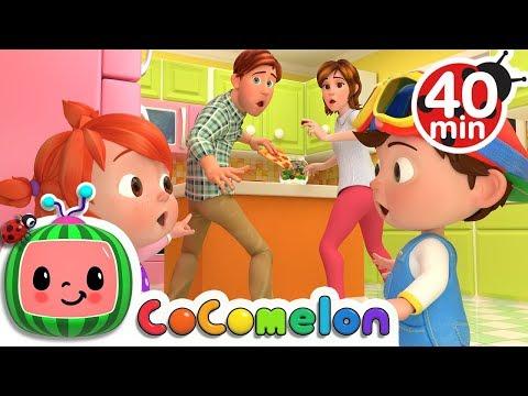 Johny Johny Yes Papa (Parents Version)   +More Nursery Rhymes & Kids Songs - ABCkidTV