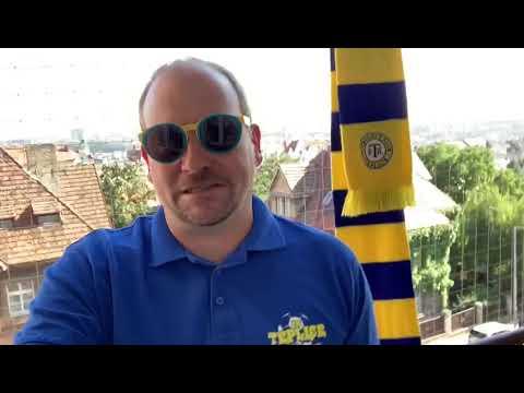 Marek Taclík zve na zápas se Slavií!