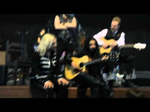 Therion - Love of my Life (Queen) ( Meet & Greet, Montevideo, Uruguay ) 1/6/2012
