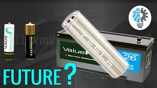 Why Lithium-ion batteries are the future?