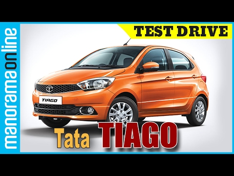 Tata Tiago Test Drive Report and Review | Manorama Online