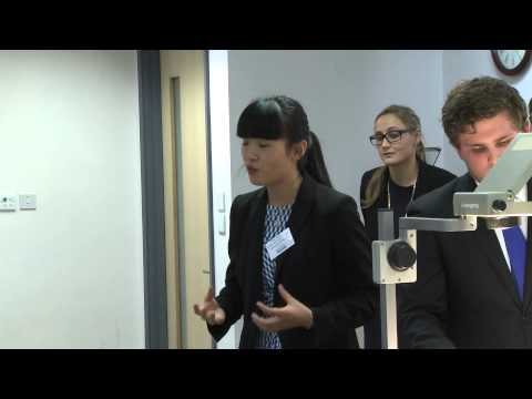 HSBC Asia Pacific Business Case Competition 2014   Round 2 D1   University of Auckland