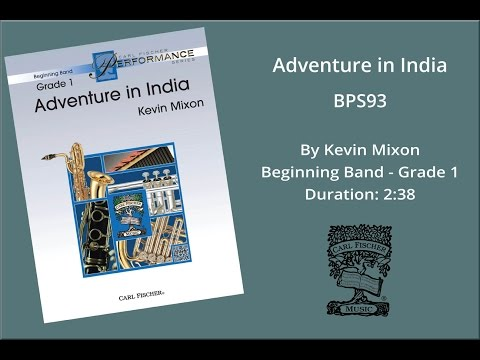 Adventure in India (BPS93) by Kevin Mixon