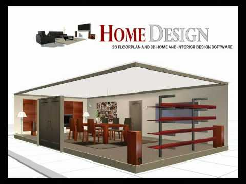Free 3d home design software youtube home design for Home architecture you tube
