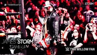 "WWE James Storm 1st Theme Song ""Game Up"" 2015 ᴴᴰ"