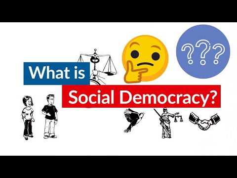 What is Social Democracy?