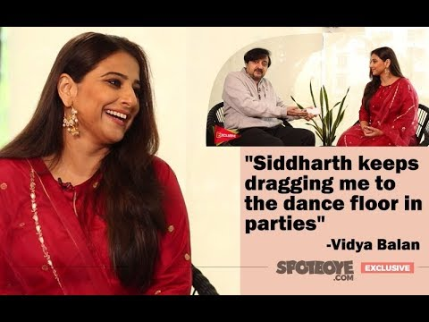 Vidya Balan EXCLUSIVE INTERVIEW On Disco Dancing, Alcohol,Body Shaming And Mission Mangal | SpotboyE