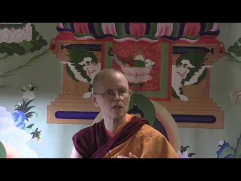 84 Aryadeva 400 Stanzas Review Part 3 of Chpt 10 with Ven Tarpa 12-18-14