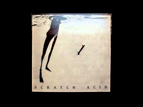 Scratch Acid - Scratch Acid (1984) [Full EP]