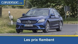 Essai - Mercedes Classe C break 2018