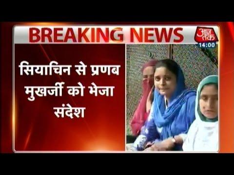 BJP workers reach Srinagar to welcome PM Modi