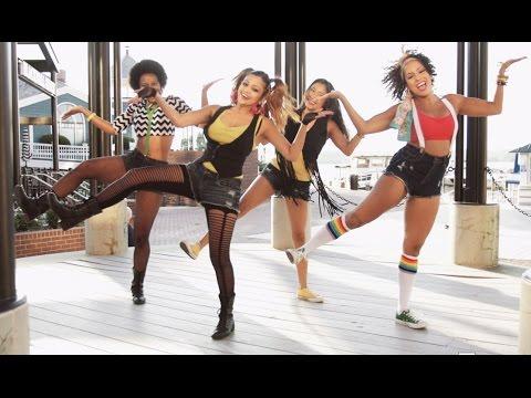 'Uptown Funk' - Mark Ronson ft  Bruno Mars | Pop funk choreography
