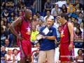 NBA-Asia Challenge 2010 Manila: Allan Caidic Beats Glen Rice in 3 Point Shootout