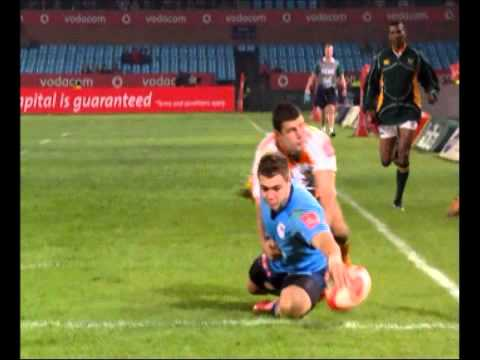 Blue Bulls vs Free State Cheetahs - Currie Cup Match Highlights - Blue Bulls vs Free State Cheetahs