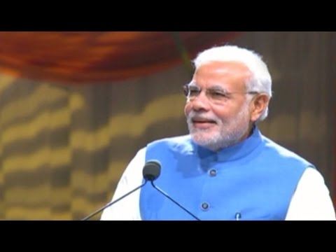 PM Modi's Sydney speech (Part 1)