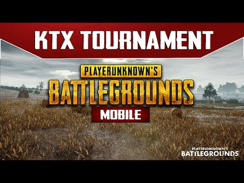 KTX PUBG MOBILE TOURNAMENT SEASON 3