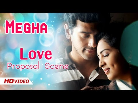 Megha Tamil Movie - Mukilan Love Proposal Scene video