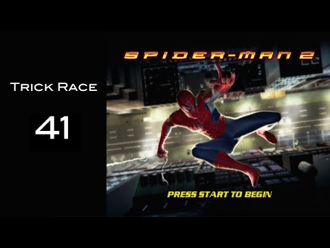 Spider Man 2 Trick Race #41