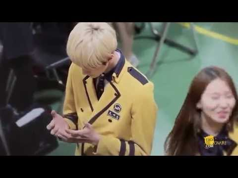 130207 EXO-K Sehun  @ High School Graduation Ceremony  
