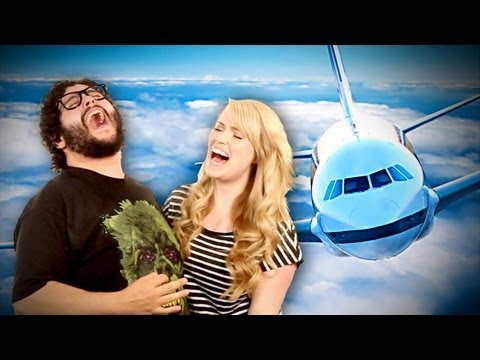 Woman Thrown Off Plane for Singing!