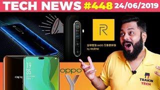 Realme 64MP Quad-Camera Phone, Redmi K20 Pro BIG Announcement, OPPO Find Y,Mi CC Video,MIX 4-TTN#448