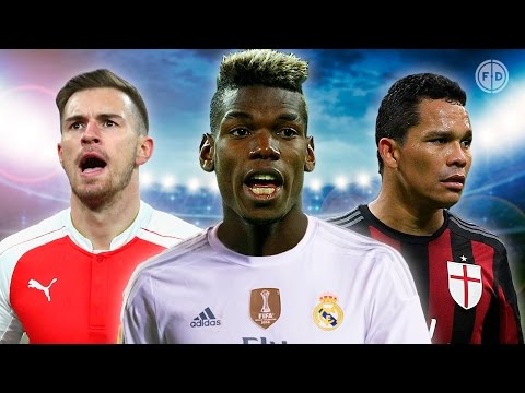 Paul Pogba to Real Madrid for €133m? | Transfer Talk