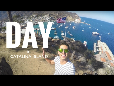 A day at Catalina Island