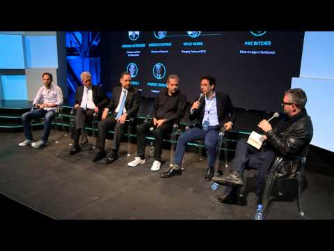 Lebanon's Startup Investors - Panel