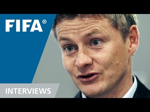 1-on-1 with Ole Gunnar Solskjaer