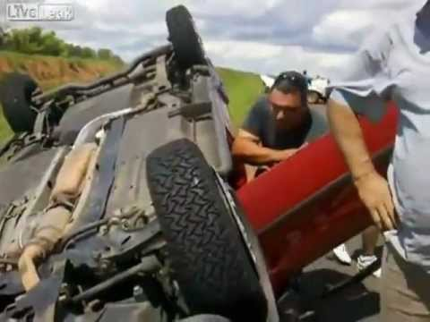 Crazy Motorcycle Accidents