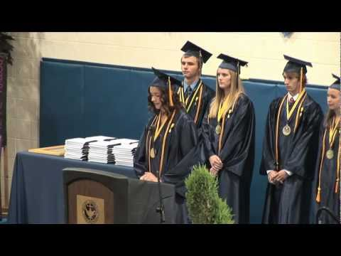 Valley Lutheran High School Graduation Ceremony - 2011