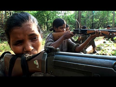 Travel deep into the Indian jungle for an insight into the Maoist Naxalite guerrillas fighting against capitalism to keep hold of their land. For more on Vic...