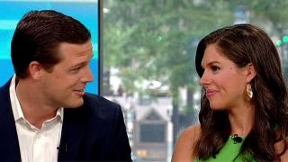 It's a girl! Abby Huntsman announces pregnancy