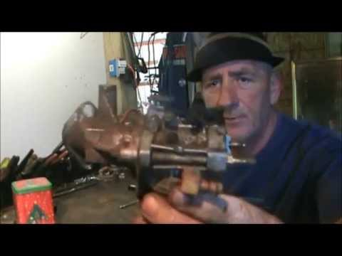 12.5 Briggs & stratton carburetor repair -- Rebuilt by Dan