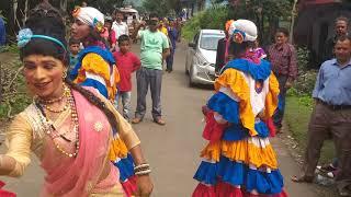 मैगी की शादी में पिथौरागढ के मशहुर छोलिया दल का धमाल😍