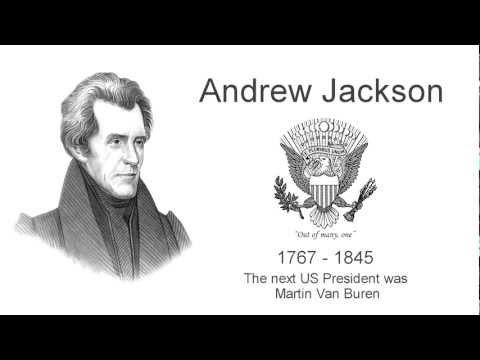 Andrew Jackson ***