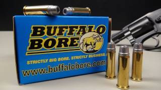 Buffalo Bore .38 Special 158 gr Semiwadcutter Ammo Test