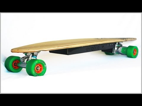 EVOLVE Electric Longboard - COMPLETE Review