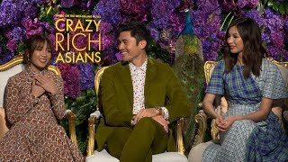 39 Crazy Rich Asians 39 Cast Reveals Which Parts Of Asian Culture They 39 Re Most Excited To Share
